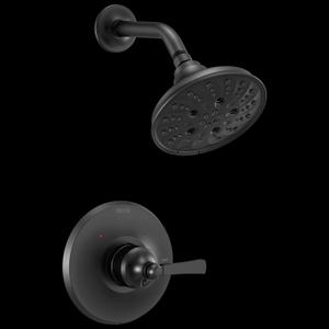Matte Black Monitor 14 Series Shower Trim - Less Handle Product Image