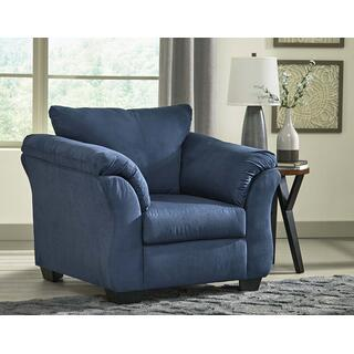 See Details - Darcy Chair Blue
