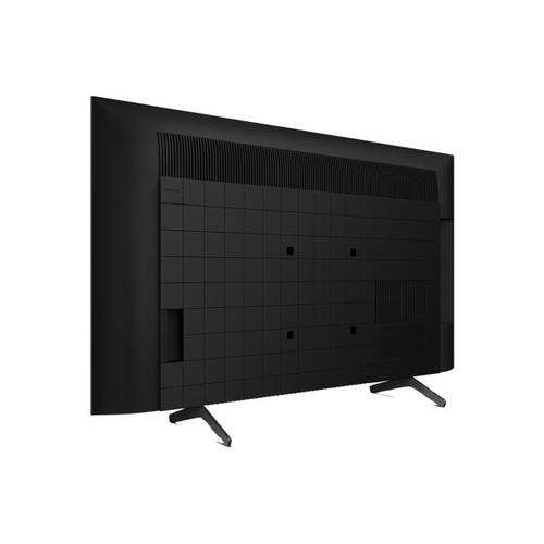 Sony - X85J 4K HDR LED with Smart Google TV (2021) - 50''