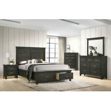 Newberry 4Pc Full Bed Set