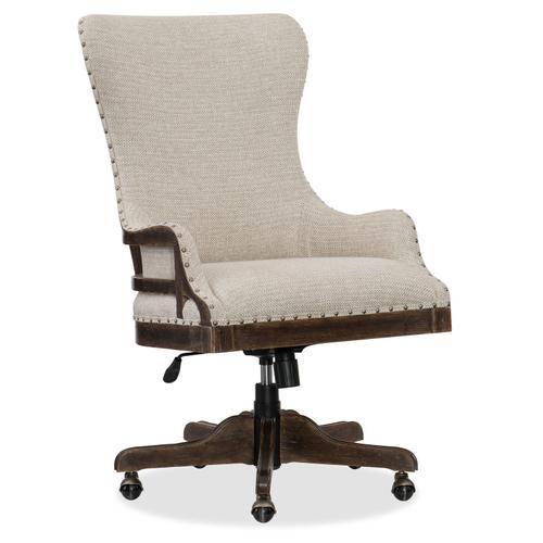 Home Office Roslyn County Deconstructed Tilt Swivel Chair