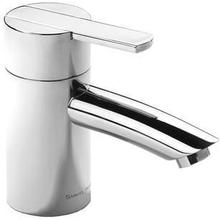 Brushed Gold Unlacquered Single lever bath mixer