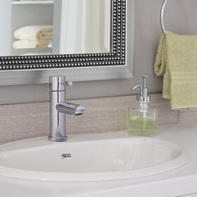 Aqualyn Countertop Bathroom Sink - Bone