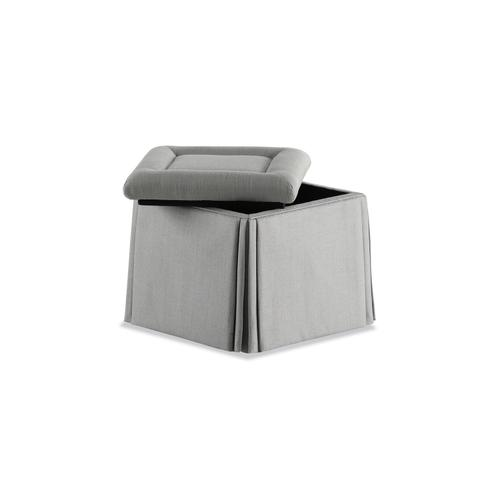 Jessica Charles - 8914-2 VIBE ROLLED TOP OTTOMAN