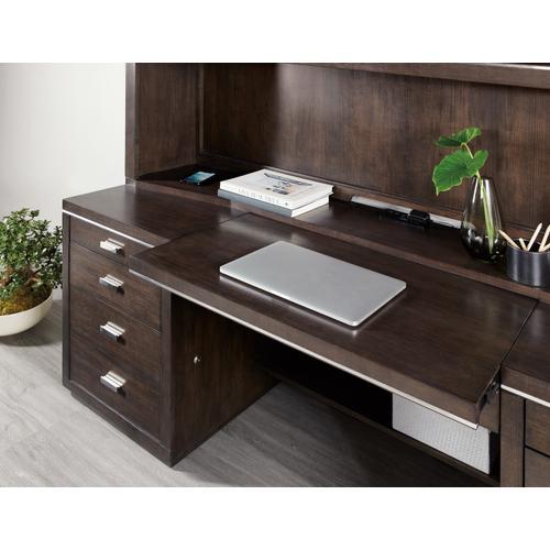 Hooker Furniture - House Blend Computer Credenza
