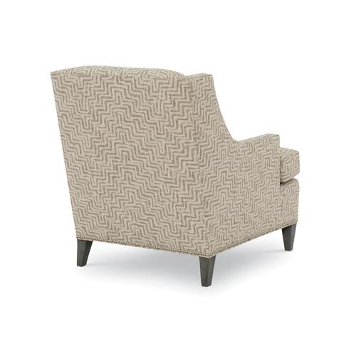Jessica Charles - 5625-L CROSBY STATIONARY CHAIR