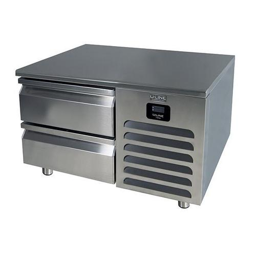 """Gallery - 36"""" Freezer Base With Stainless Solid Finish (115v/60 Hz Volts /60 Hz Hz)"""
