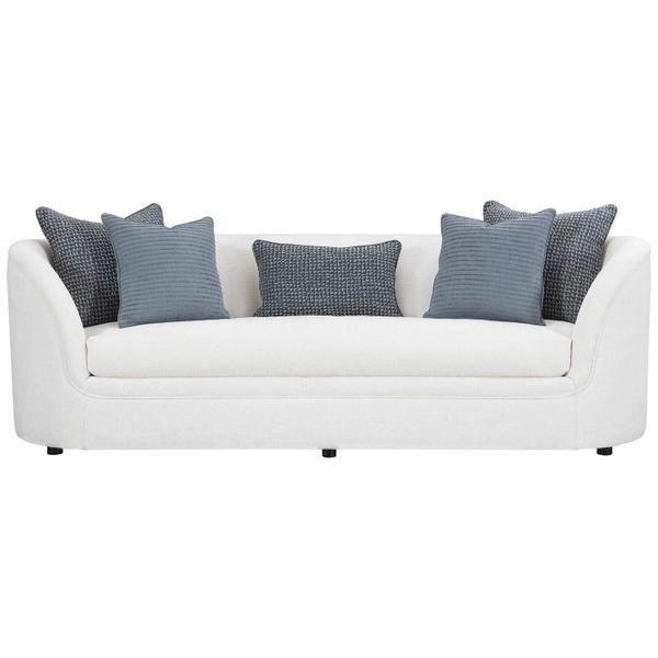 See Details - Amara Curved Sofa