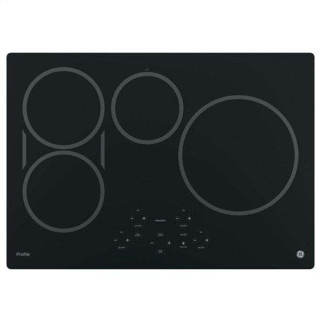 """GE Profile 30"""" Built-In Touch Control Induction Cooktop"""