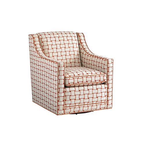 Lexington Furniture - Barrier Swivel Chair