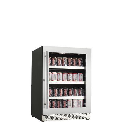 Built-in/freestanding Beverage Center 5.0 Pi Capacity - Single Zone