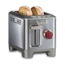 Two Slice Toaster Red Knob