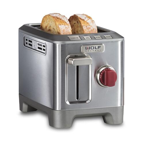 Two Slice Toaster Black Knob