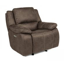 Kaylen Power Gliding Recliner with Power Headrest