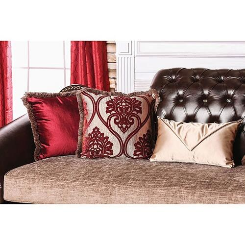 Furniture of America - Kinsale Love Seat