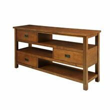 ACME Fisher Console Table - 90270 - Walnut