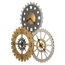 Howard Miller Cogwheel II Gallery Wall Clock 625735