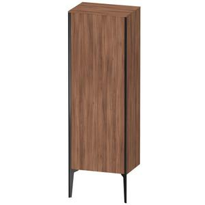 Semi-tall Cabinet Floorstanding, Natural Walnut (decor)