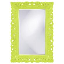 See Details - Barcelona Mirror - Glossy Green