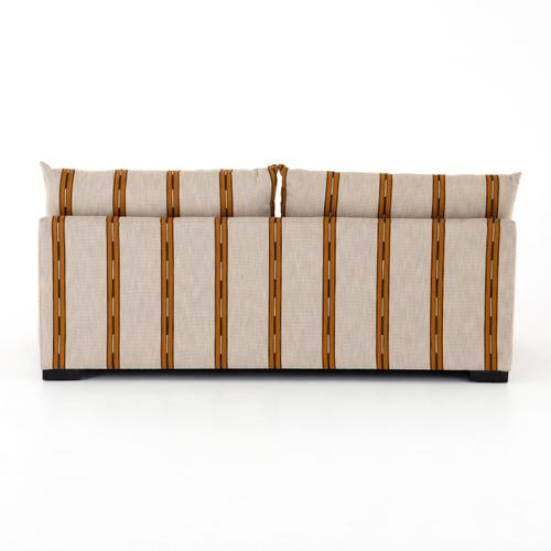 Armless Piece Configuration Zella Amber Cover Grant Sectional Pieces