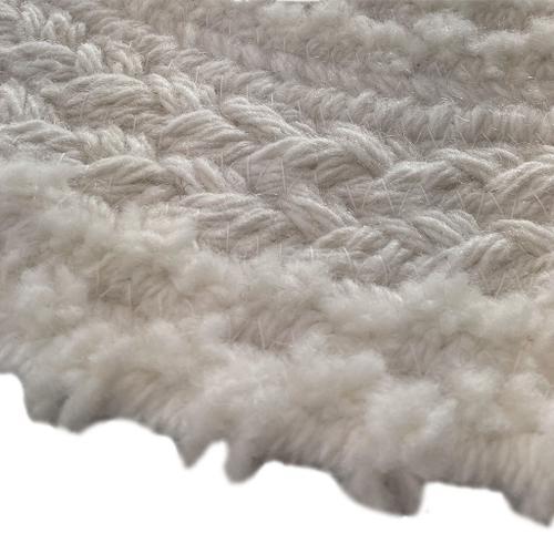 """Bayview Lambswool - Oval - 20"""" x 30"""""""
