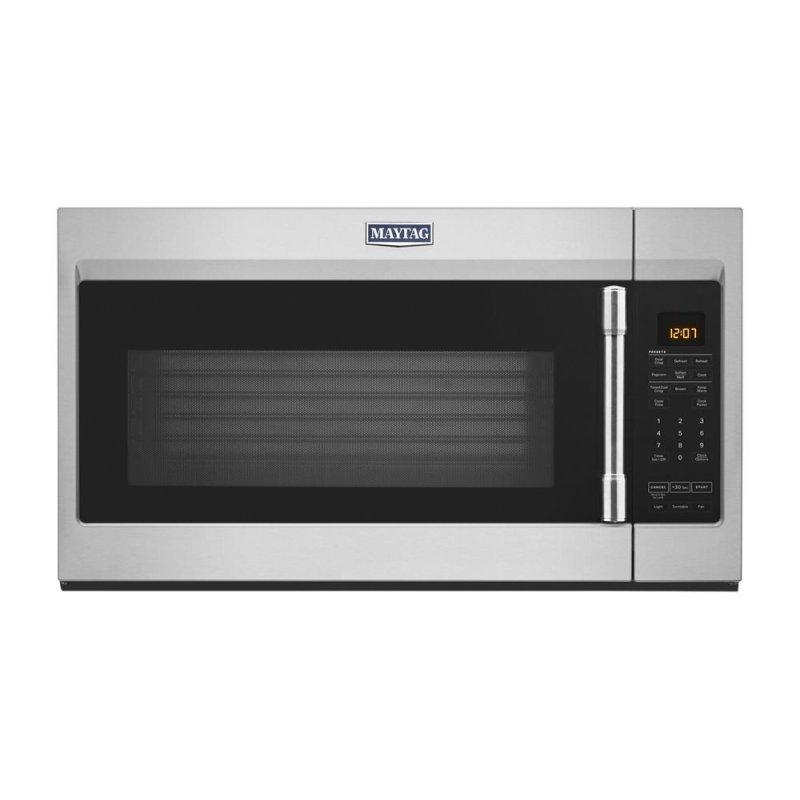 Over-the-Range Microwave with Dual Crisp feature - 1.9 cu. ft.