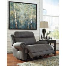 View Product - Austere Zero Wall Power Wide Recliner Gray
