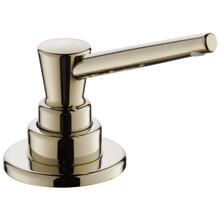 Polished Nickel Soap / Lotion Dispenser
