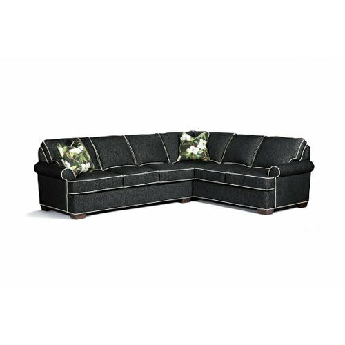 Marshfield - Simply Yours LAO Sectional Chair