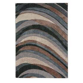"Mineral-Wave Blue Slate - Rectangle - 3'11"" x 5'6"""
