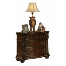 ACME Anondale Nightstand (No Marble Top), Cherry - 10313