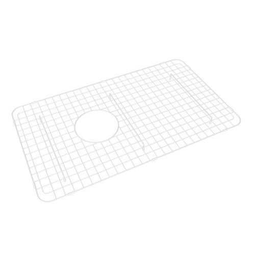 White Wire Sink Grid For 6307 Kitchen Sink