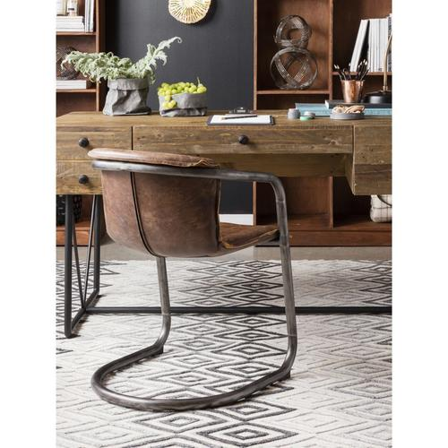 Moe's Home Collection - Benedict Dining Chair Light Brown-m2
