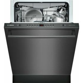 100 Series Dishwasher 24'' Black stainless steel, XXL SHXM4AY54N