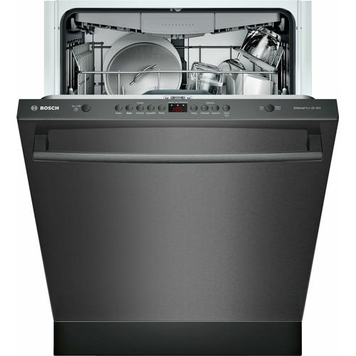 100 Series Dishwasher 24'' Black stainless steel, XXL SHXM4AY54N