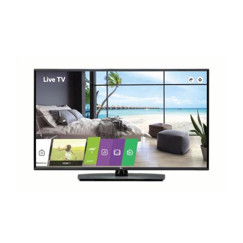 """LG - 49"""" UT570H Series UHD TV for Hospitality & Healthcare with Pro:Centric Direct, Pro:Idoim, EZ-Manager & USB Data Cloning"""