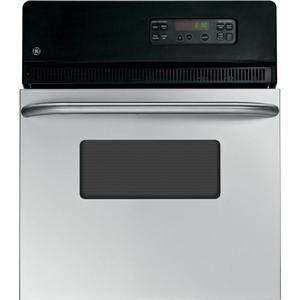 "GE®24"" Electric Single Self-Cleaning Wall Oven"
