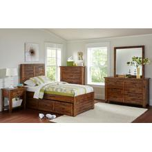 Sonoma Creek Trundle Bed Unit