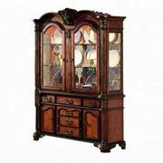 ACME Chateau De Ville Hutch & Buffet - 04079 - Cherry Product Image