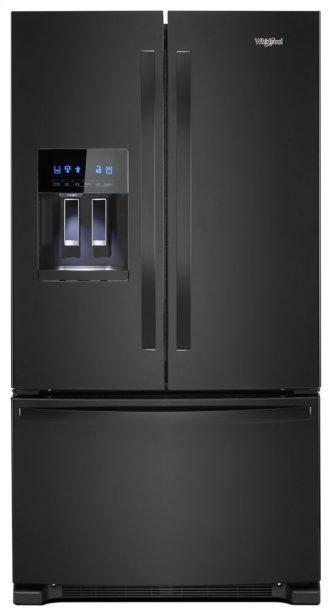 36-inch Wide French Door Refrigerator 25 cu. ft.