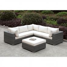 See Details - Somani L-sectional + Ottoman