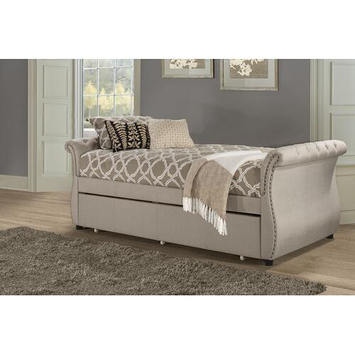 Gallery - Hunter Backless Daybed With Trundle