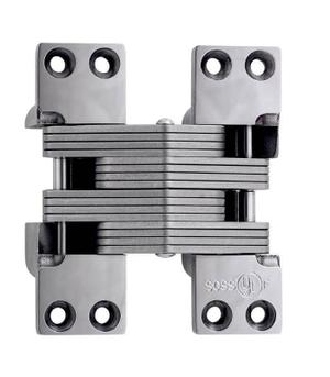 Model 420SS Stainless Steel Invisible Hinge Bright Stainless Steel Product Image