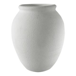 Crema Vase Small