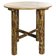 Glacier Country Collection Bistro Table