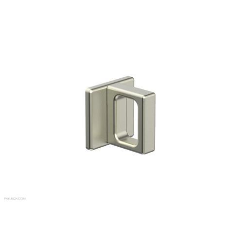 MIX Volume Control/Diverter Trim - Ring Handle 290-37 - Satin Nickel