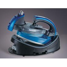 See Details - Cordless 360° Freestyle™ Steam/Dry Iron with Curved Ceramic Soleplate - NI-WL602A