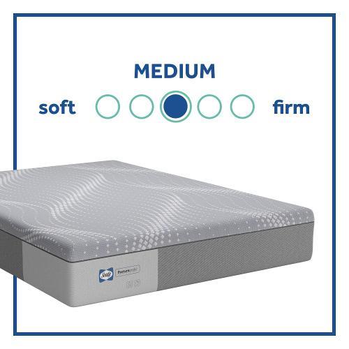 Sealy - Oriole - Medium - Foam - King