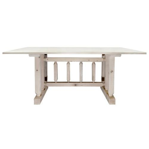 Homestead Collection Trestle Dining Table