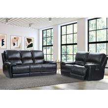 See Details - EMPIRE - VERONA BLACKBERRY Power Reclining Collection